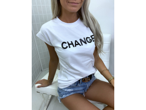 TRIKO CHANGE WHITE