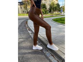 LUXUSNÍ LEGÍNY LANNY/BROWN