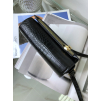 CROSSBODY SNAKE BLACK