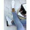TENISKY SOCKS WHITE