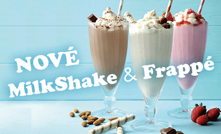 MilkShake & Frappé