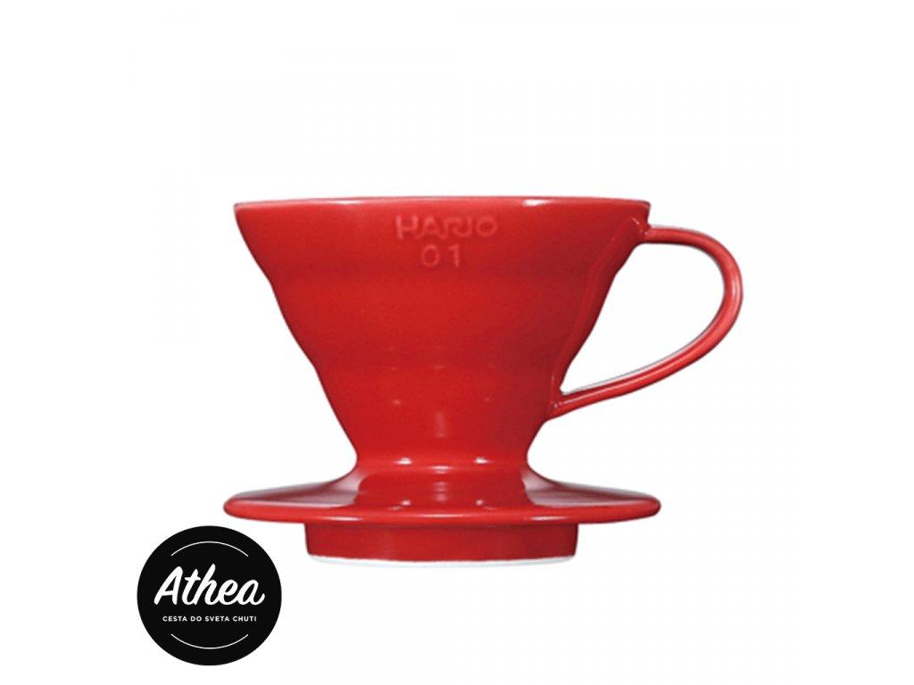 Hario V60 Dripper VDC-01 keramický na 1-2 kávy