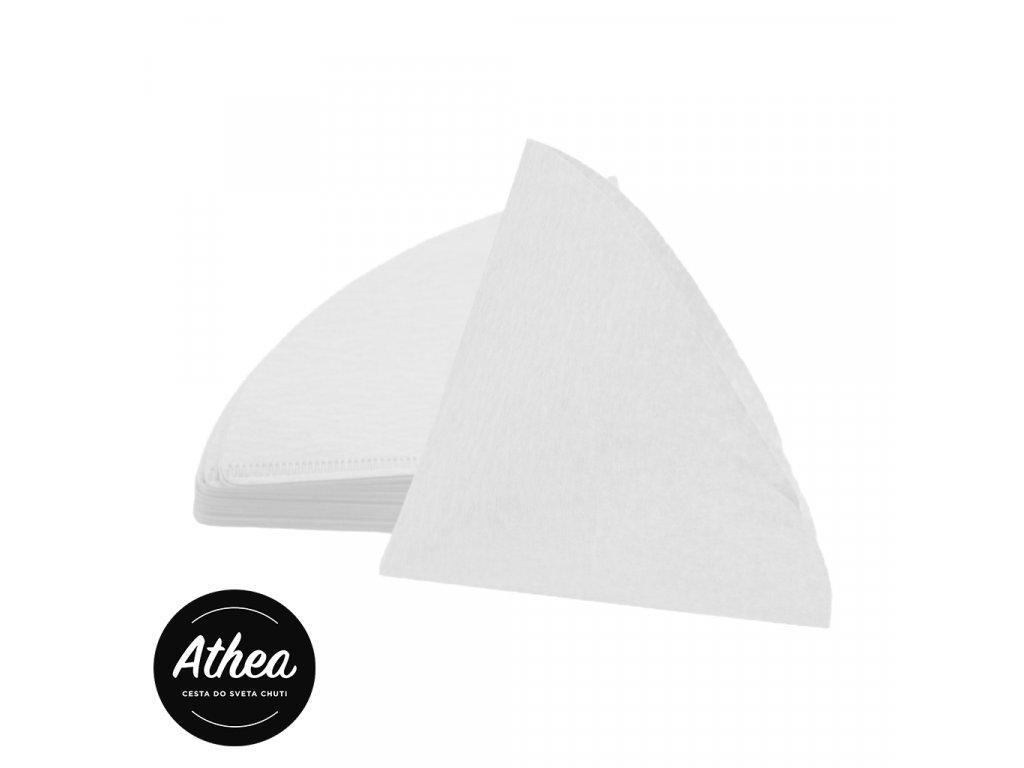 V60 01 papierové filtre biele 40ks