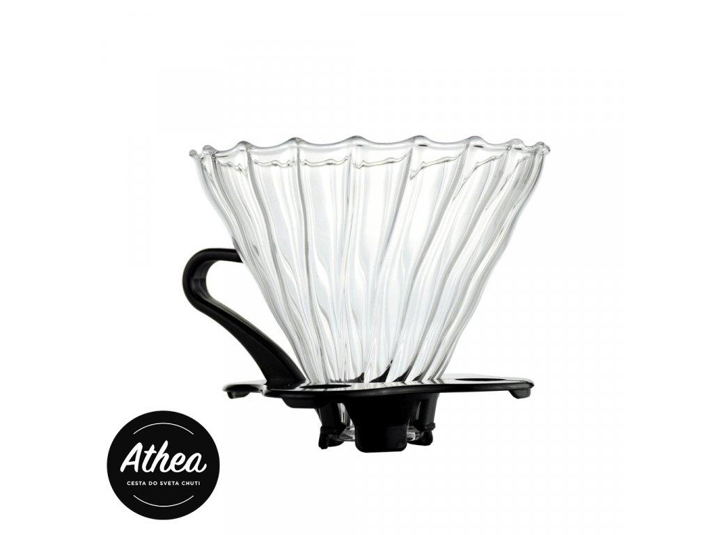 v60 dripper GV02 B skleneny athea