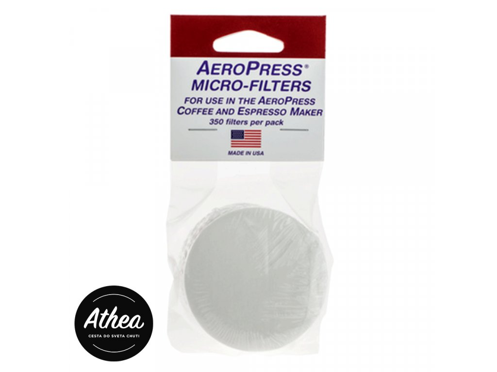 Aeropress filtre 350ks