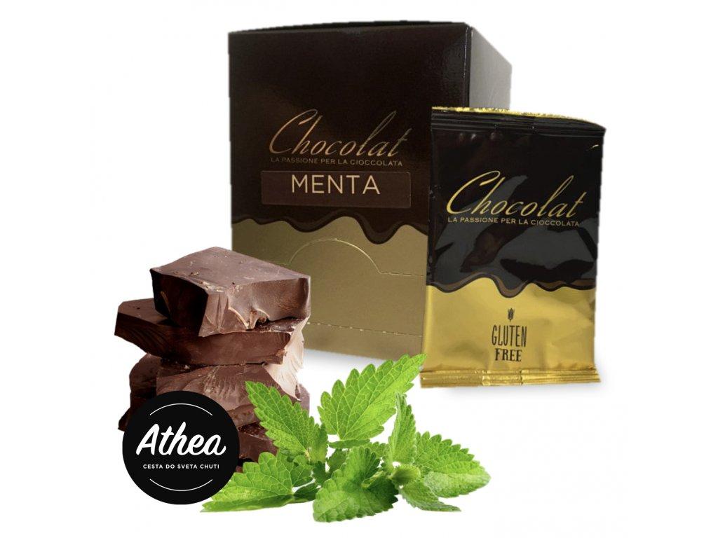 Horúca čokoláda Mätová 10ks x 30g