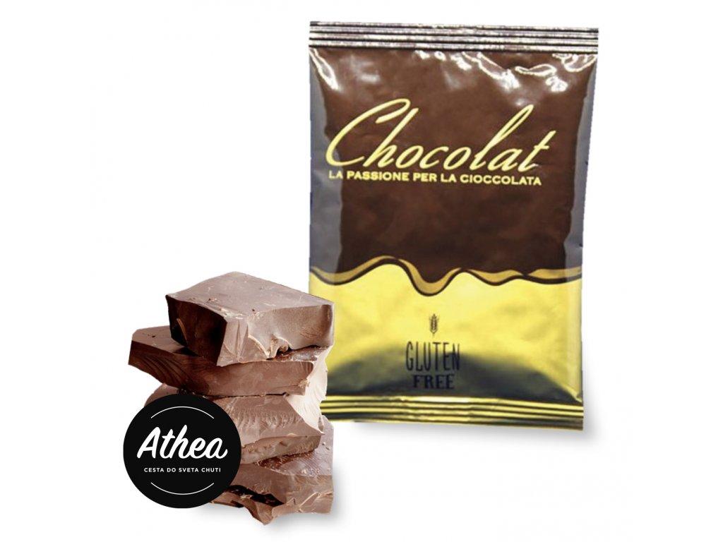 Horúca čokoláda Mliečna 1 porcia