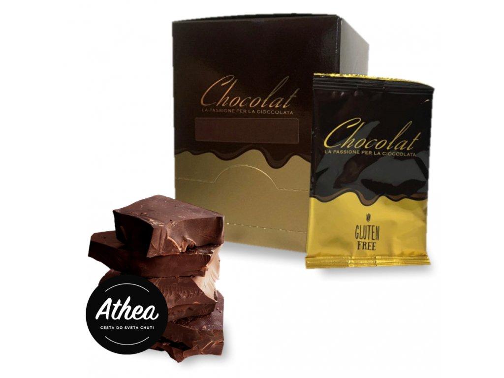 Horúca čokoláda Extra tmavá 10 porcií