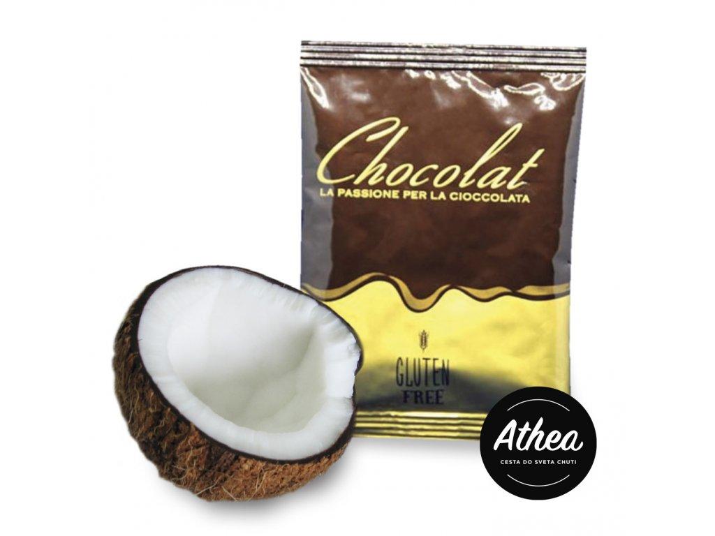 Horúca čokoláda Kokosová 1 porcia