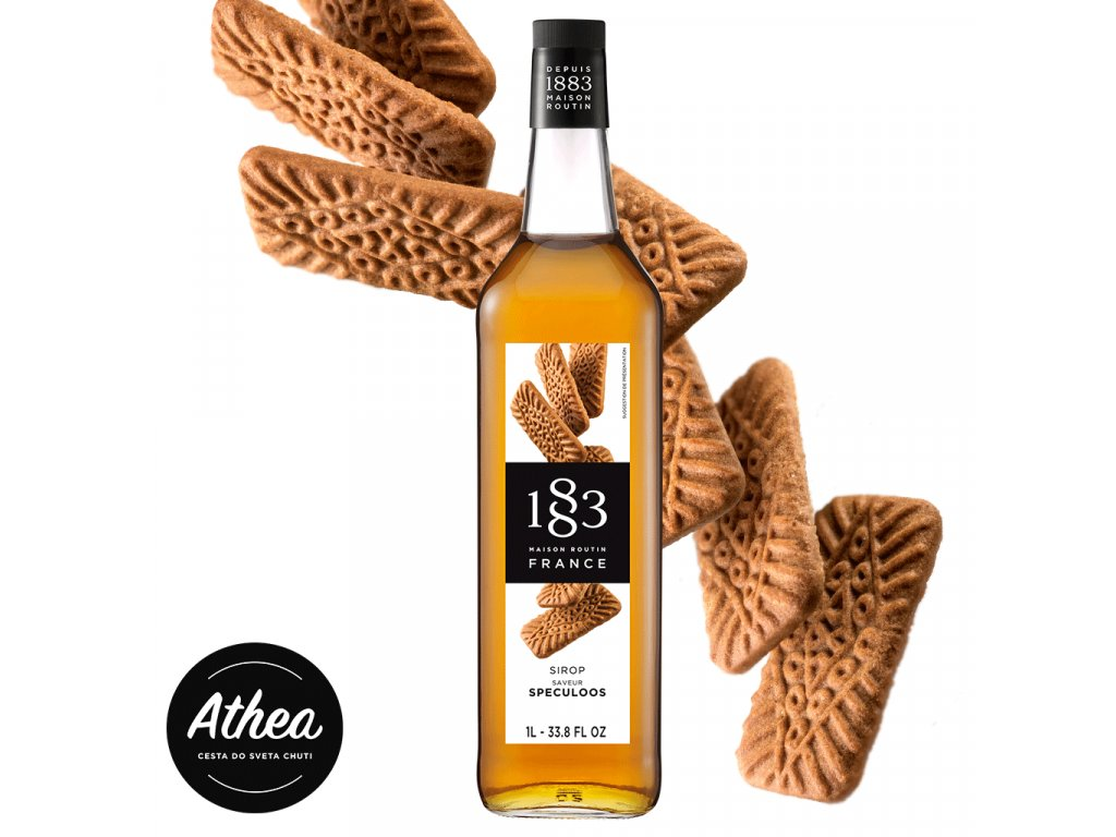Speculoos sirup 1883 Routin