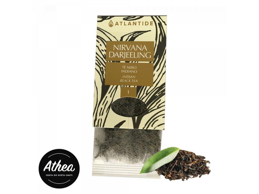 Čierny čaj Nirvana Darjeeling 1 porcia