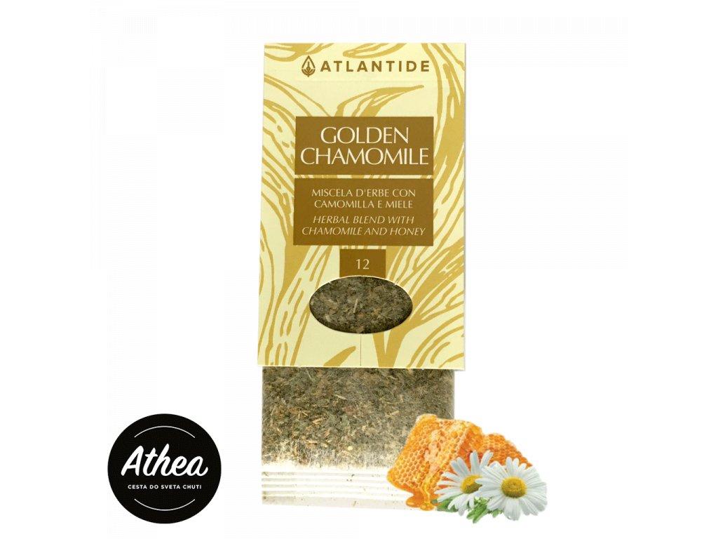 Kamilkový čaj Golden Chamomille 1 porcia