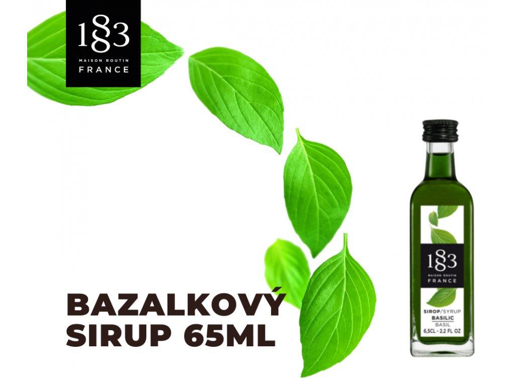 NOVINKY Bazalka 65ml
