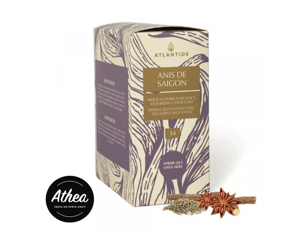 Bylinný čaj Anis de Saigon