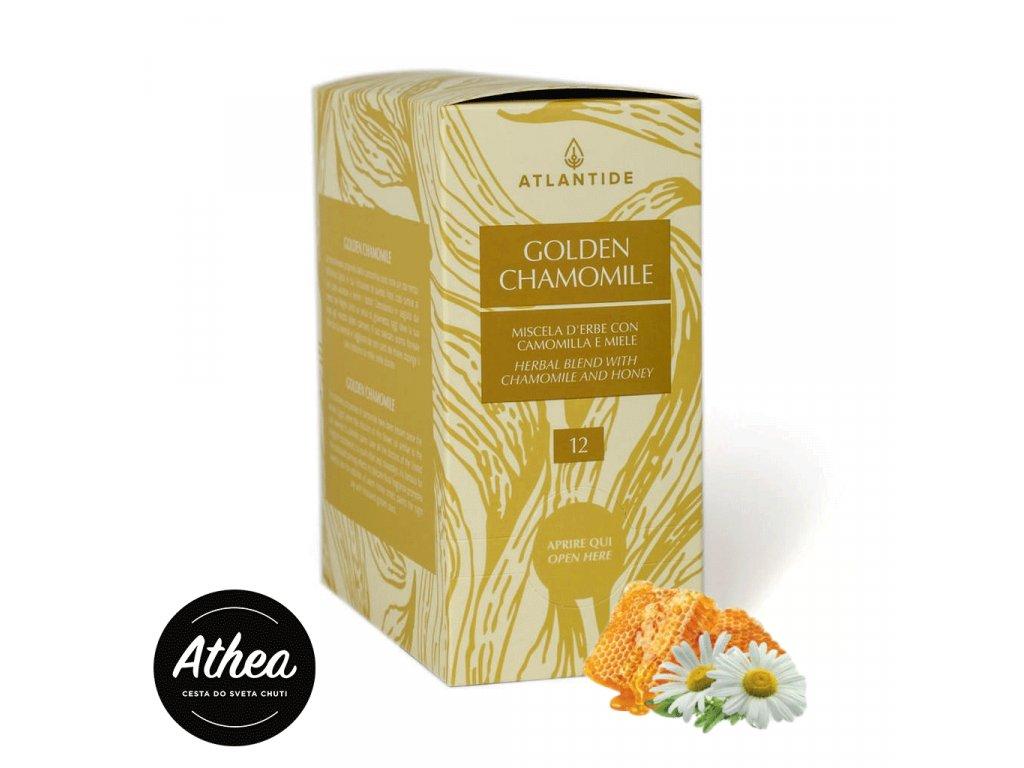 Kamilkový čaj Golden Chamomille