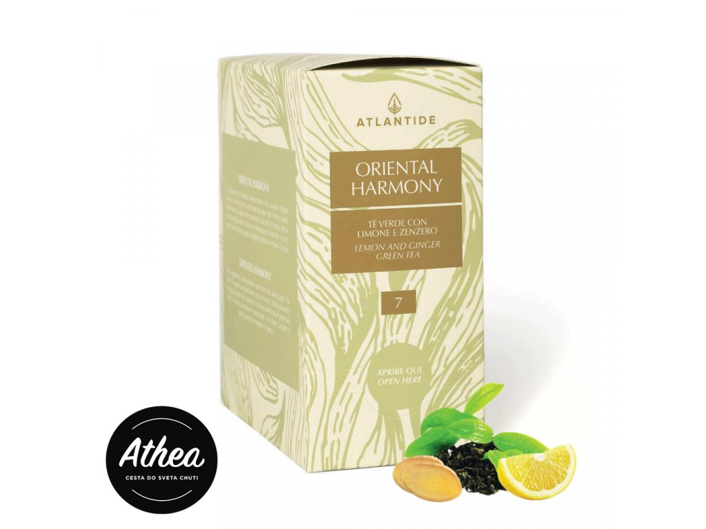 Zelený čaj Oriental Harmony