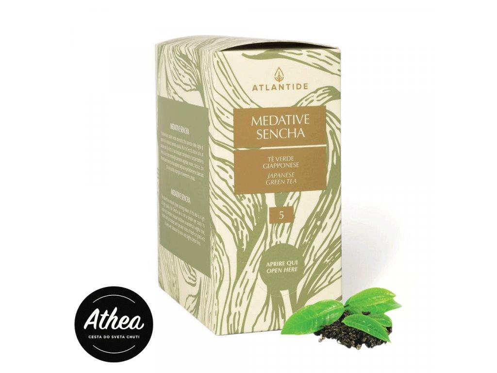 Zelený čaj Meditative Sencha