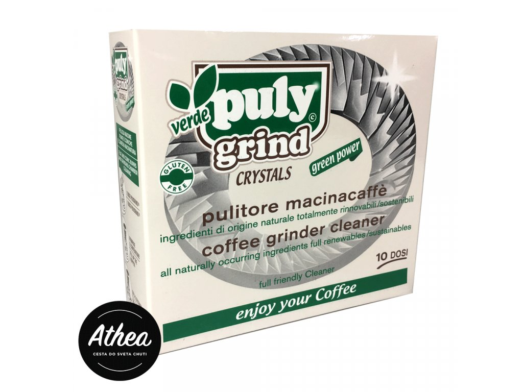 Puly Grind Crystals čistič mlynčeka na kávu