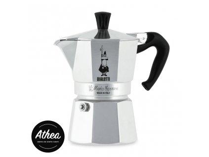 Moka kávovar Bialetti Moka Express 4 porcie