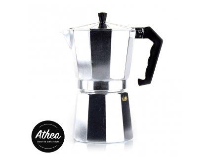 Moka kávovar 3 porcie