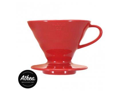 Hario V60 Dripper VDC-02 keramický na 1-4 kávy