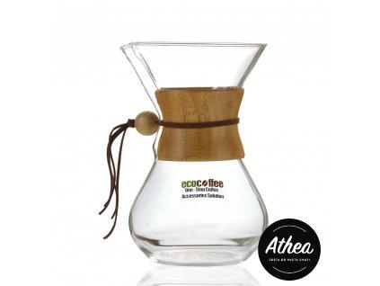 Kávovar chemex Ecocoffee CH6 6 cup