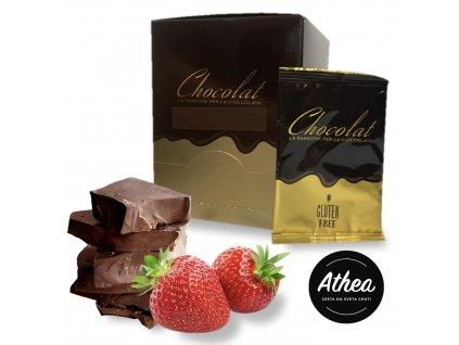 Horúca čokoláda Jahodová 10ks x 30g