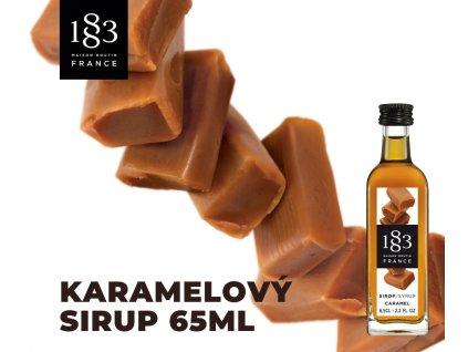 Karamelový sirup 65ml