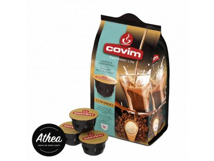 Dolce Gusto® kapsule Covim Gusto Piu Cortado káva s mliekom 16ks