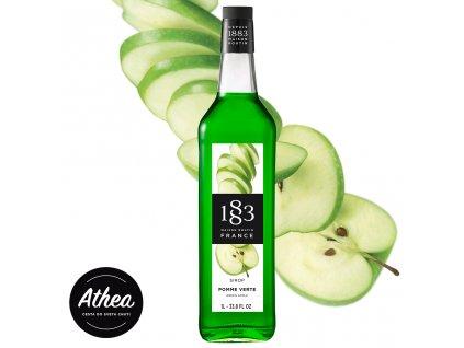Jablkový sirup - Jablko zelené 1883 Routin