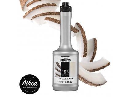 Kokosové pyré 1883 Routin 900ml