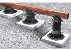 TERRADEC-systém pro pokládku teras a kotvení fasády