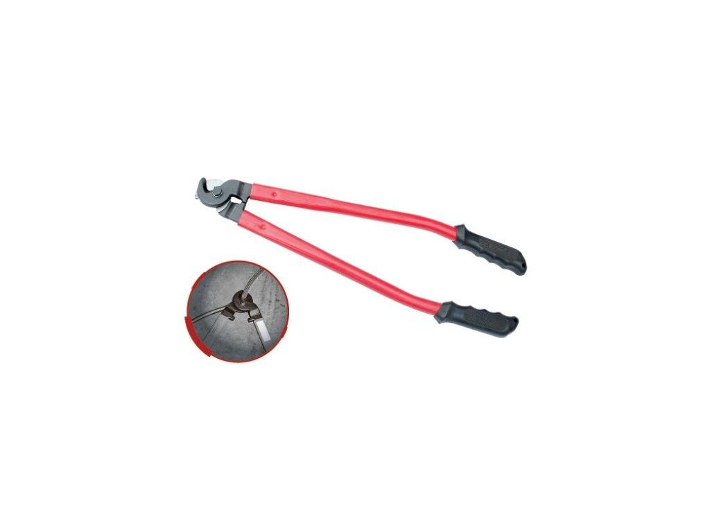 Kleště pro lana, kabely a vodiče  - 1ks, 700mm, střih 12mm