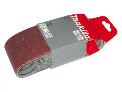 Brusný pás 76x457mm / zrno 40 - 5ks