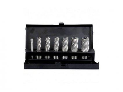 Sada korunek vrtacích 14-24mm x 25mm WELDON 6ks