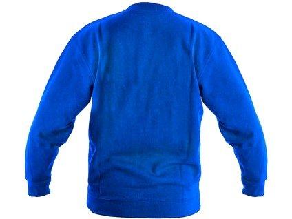 Mikina  ODEON, středně modrá