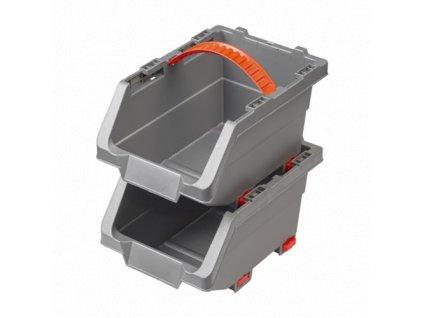 PGP 4 Garážový kontejner 225x155x140 set 2 ks