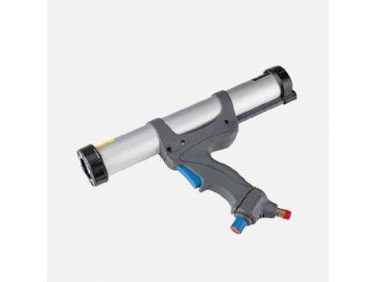 Profi pistole pro aplikaci ze salámů 600ml pneumatická a ruční