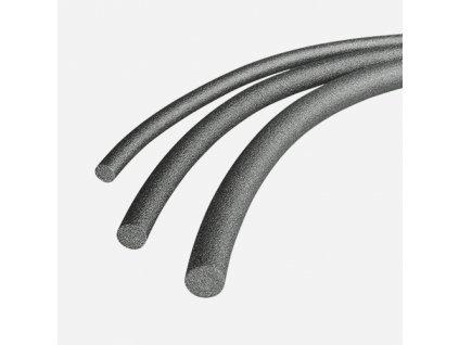Vyplňovací provazec šedý polyethylen