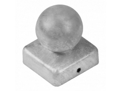 DKK 48 Stříška čtvercová pro sloup 48x48x1,0