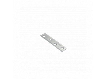 LW 60 - Nábytkový spojka plochá 58x14x1,5 mm