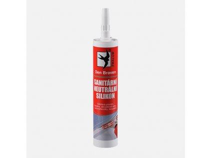 Sanitární neutrální silikon OXIM, kartuše 280 ml