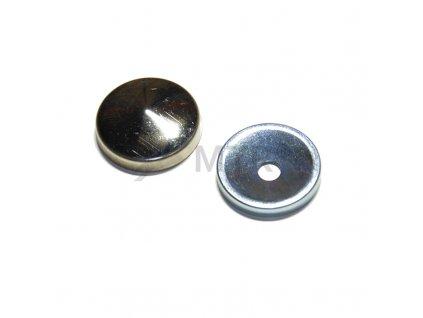 Krytka na zrcadlový vrut, 12mm