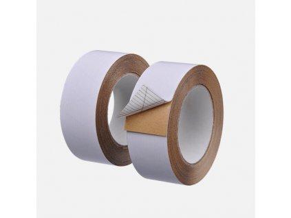 Střešní fixační páska DB FLEX, 50 mm x 25 m, bílá