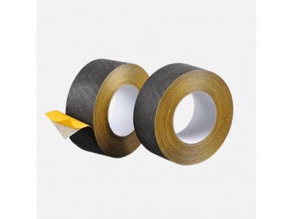 Střešní fixační páska DB MEMBRÁNA, 50 mm x 25 m, černá