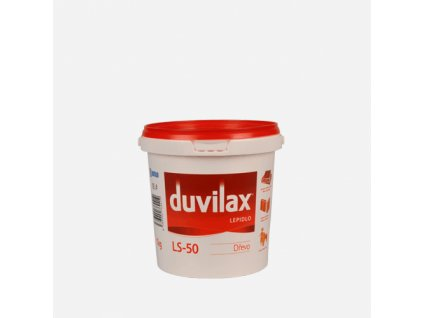 Duvilax LS-50 lepidlo na dřevo D2 bílá