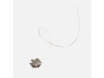 Příchytka řezaných tašek STAPLE C, ocelová