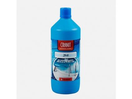 Cranit Zima - zazimování bazénu, láhev, 1 litr