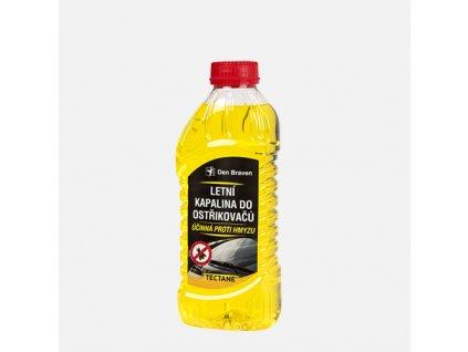 Letní kapalina do ostřikovačů žlutá