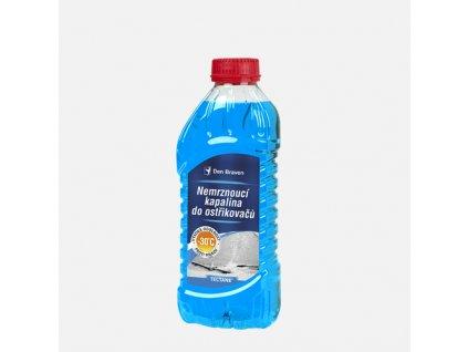 Nemrznoucí kapalina do ostřikovačů -30 °C, modrá